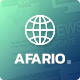 Afario – A Modern News & Magazine Theme - ThemeForest Item for Sale