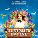 Australian Day Eve Flyer - GraphicRiver Item for Sale
