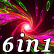 Multicolor Rings - VJ Loop Pack (6in1) - VideoHive Item for Sale