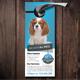 Pet Shop & Care Centre Door Hanger