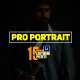 15 Pro Portrait Retouching Lightroom Presets