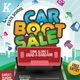 Car Boot Sale Flyer Template - GraphicRiver Item for Sale