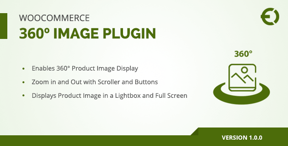 CodeCanyon WooCommerce 360o Image Plugin 21204344