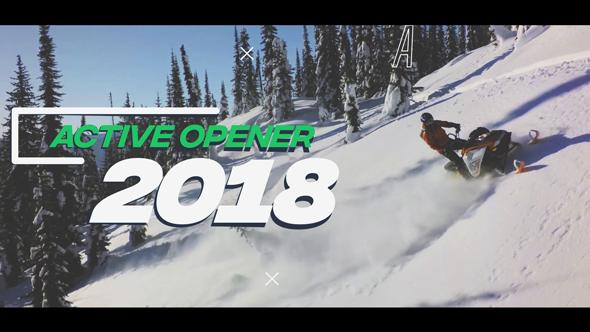 VideoHive Active Opener 21204393