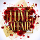 Love Affair Flyer Template - GraphicRiver Item for Sale
