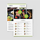 Flyer – Sushi Restaurant - GraphicRiver Item for Sale