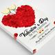 Valentine Flyer Templates - GraphicRiver Item for Sale