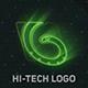 Hi Tech Cinematic Logo Reveal 4K - VideoHive Item for Sale