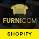 Furnicom - Responsive Drag & Drop Shopify Furniture Theme - ThemeForest Item for Sale