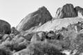 Spitzkoppe, Namibia. Monochrome - PhotoDune Item for Sale