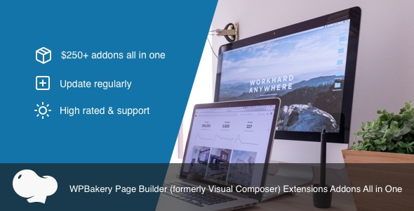 All In One Addons for WPBakery Page Builder (formerly Visual Composer) - CodeCanyon Item for Sale