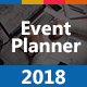 Event Planner 2018 Presentation - GraphicRiver Item for Sale
