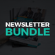 Newsletter Design Bundle - GraphicRiver Item for Sale