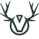 Chalet Forest Deer Logo - GraphicRiver Item for Sale