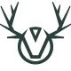 Chalet Forest Deer Logo