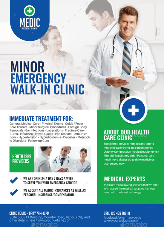clinic flyers oker whyanything co