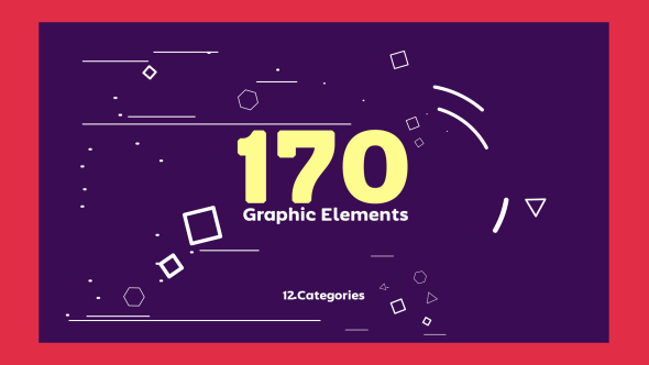 Motion Graphics Elements 21205911