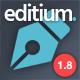 NewsPaper, News Magazine, WordPress Blog theme - Editium.