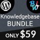 Knowledge Base Plugin Bundle For WordPress - CodeCanyon Item for Sale