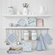 Kitchen Accessories Set - GraphicRiver Item for Sale