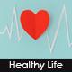 Healthy Life Keynote Presentation - GraphicRiver Item for Sale