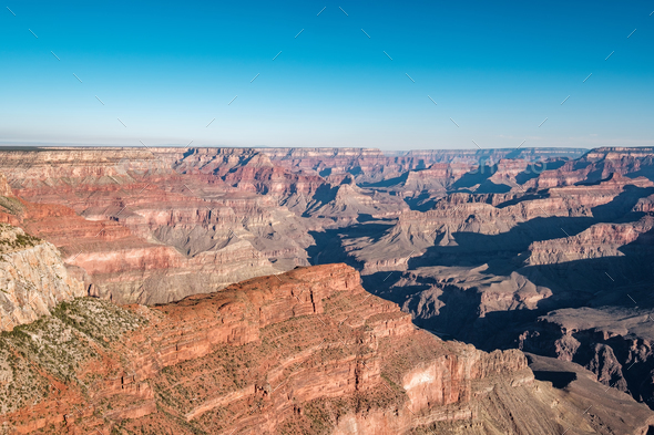Grand Canyon landscape - Stock Photo - Images