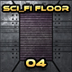 Sci-fi Floor Panel 04 - 3DOcean Item for Sale