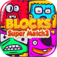 Blocks Super Match3 - HTML5 Game + Android (Capx)