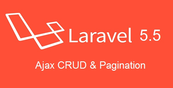 CodeCanyon Ajax CRUD & Pagination 21207023
