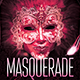 Masquerade Carnival Party - GraphicRiver Item for Sale