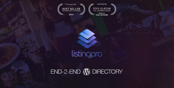 ListingPro - Directory WordPress Theme - Directory & Listings Corporate
