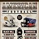 American Football Flyer / Poster