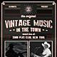 Vintage Music Flyer / Poster
