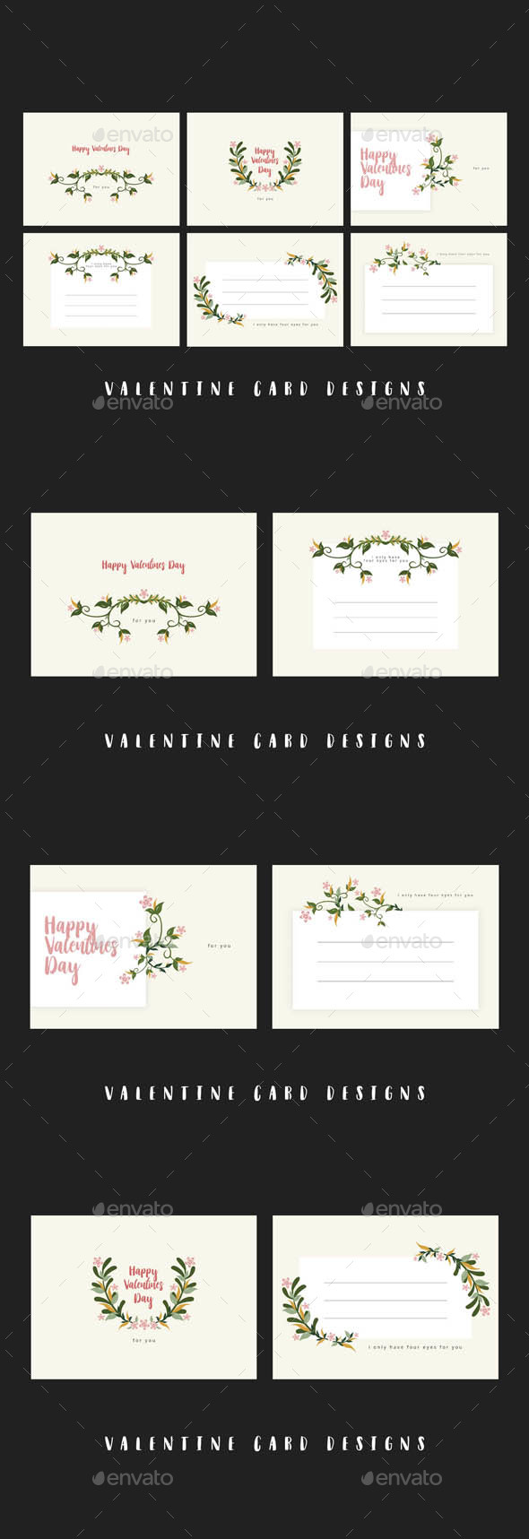 Valentine Card Design - Greeting Cards Cards & Invites