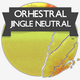 Orchestral Jingle Neutral Pack