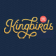 Kingbirds - 6 Styles Monoline Script - GraphicRiver Item for Sale