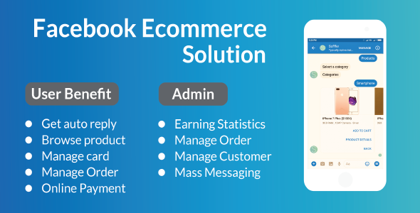 Facebook E-Commerce And Marketing Solution Best Scripts
