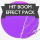 Hit Boom Effect Pack