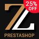 Zoro - Responsive PrestaShop 1.7 Shopping Theme