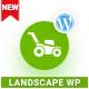 Landscape Garden | Grass Landscape - ThemeForest Item for Sale