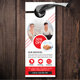Official Business Door Hanger - GraphicRiver Item for Sale