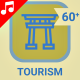 Tourism Icon Set - Line Animated Icons - VideoHive Item for Sale
