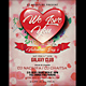 Valentine Night Party Flyer / Poster