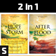 The Hope During the Storm Church Flyer