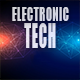 Digital Techology Electronic Intro Logo