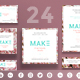 MakeUp Studio Social Media Pack