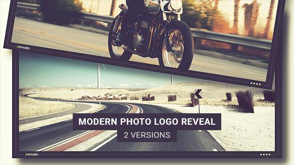VideoHive Fast Photo Logo 21208439