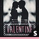 Valentine Facebook Cover Template - GraphicRiver Item for Sale