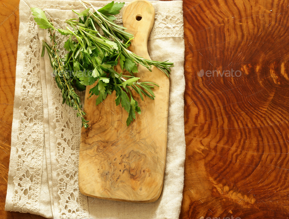 Wooden Background - Stock Photo - Images