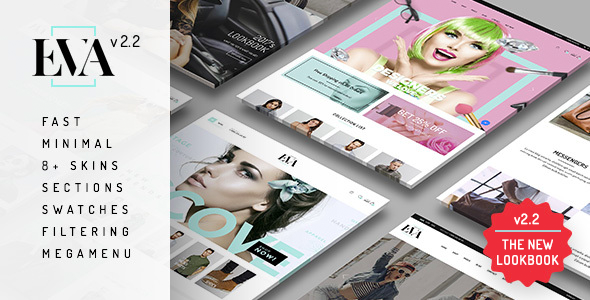 Image of Eva - Responsive eCommerce Shopify Sections Theme